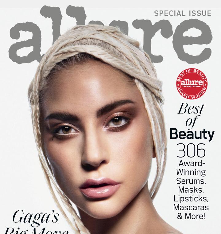 Allure October 2019 Cover