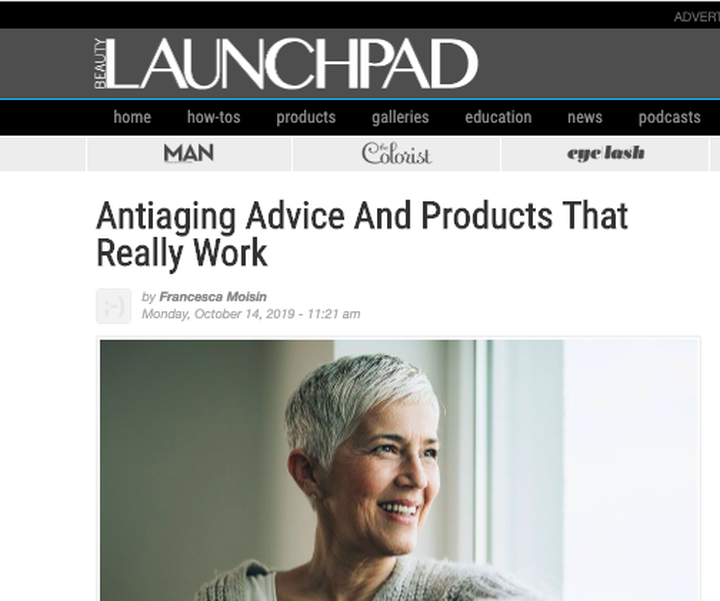 Antiaging Advice And Products That Really Work