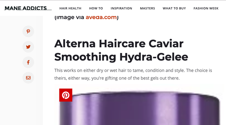 Here'S What To Get Your Hairstylist For The Holiday