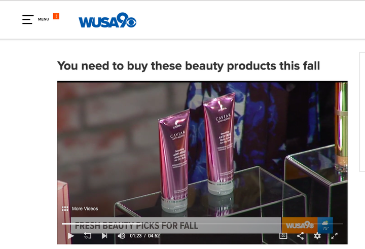 You Need To Buy These Beauty Products This Fall