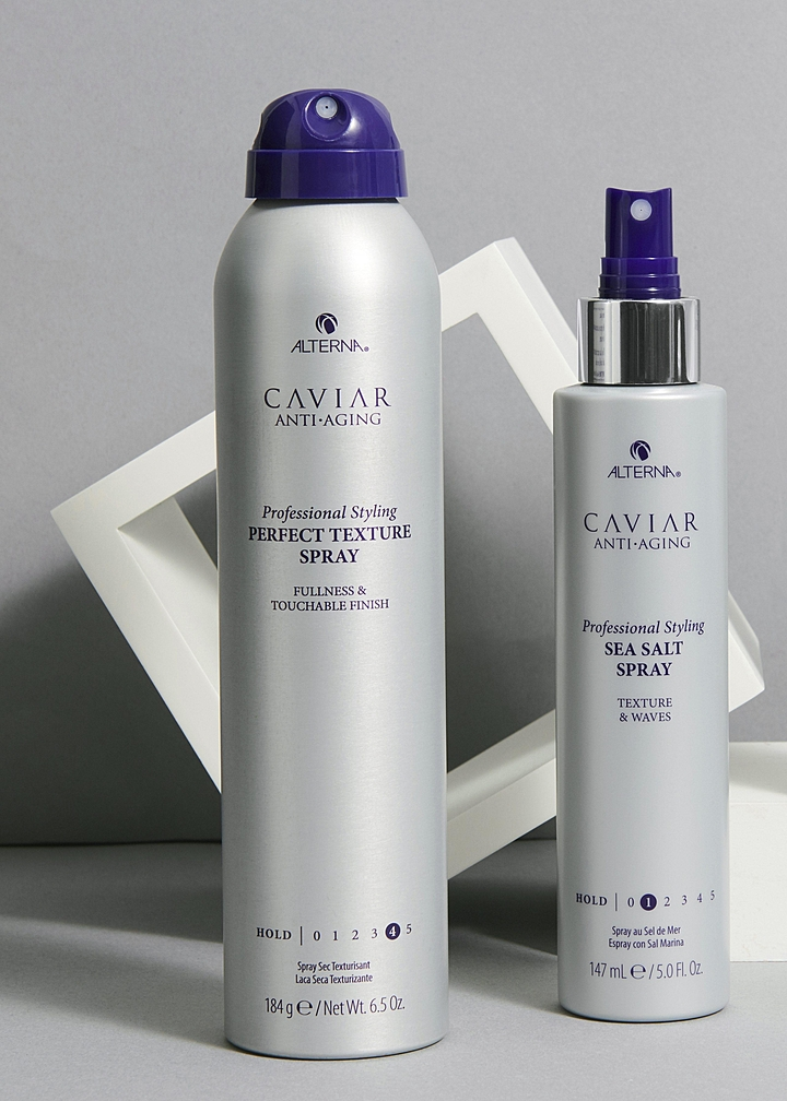 Alterna Caviar Anti Aging Professional Styling Perfect Texture Spray