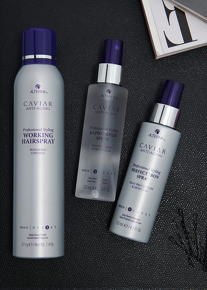Alterna Caviar Anti Aging Professional Styling Rapid Repair Spray