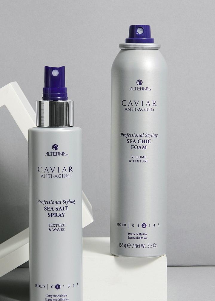 Alterna Caviar Anti Aging Professional Styling Sea Chic Foam