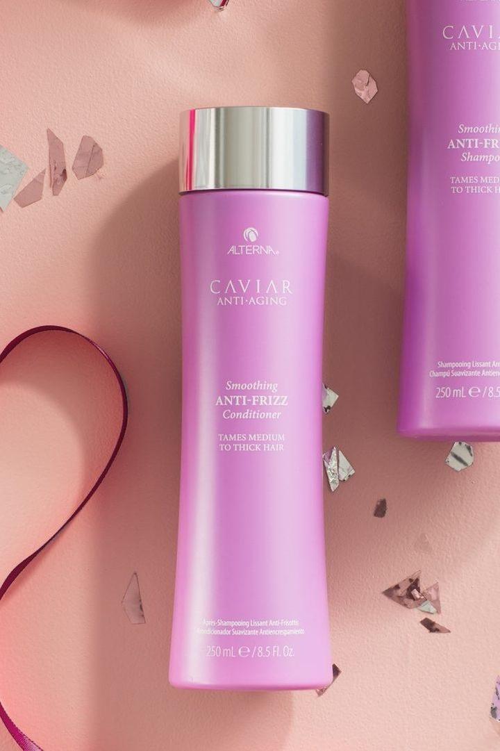 Anti Frizz Shampoo Conditioner
